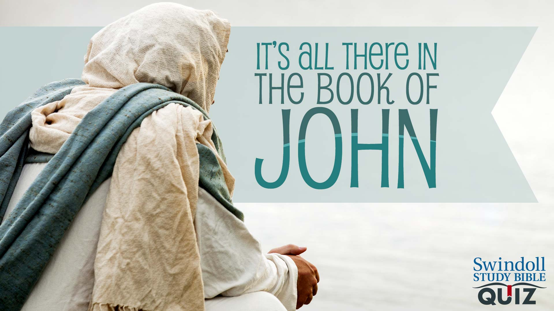 It's All There in the Book of John